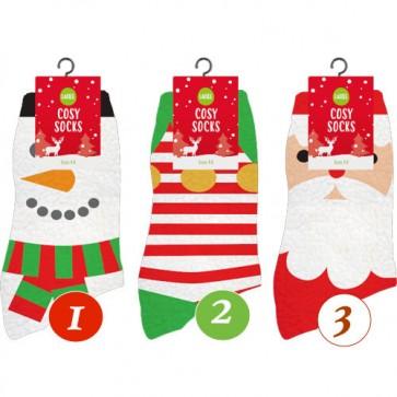 ženske nogavice - božične