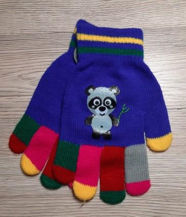 otroške rokavičke- panda