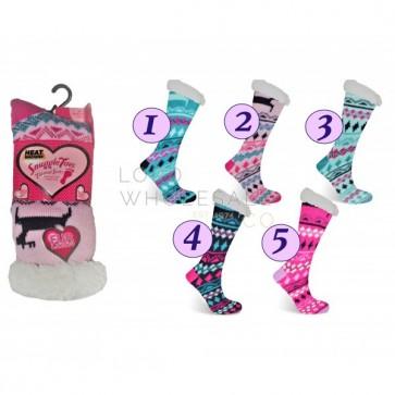 ženske tople nogavice
