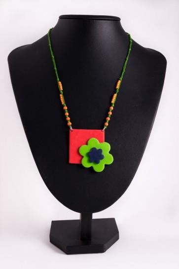 zelena rožica