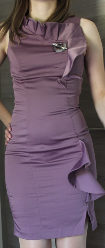 obleka Lilac