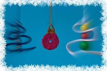 Božično-novoletni okraski, bunkice