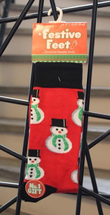 moške nogavice- božične 2/1