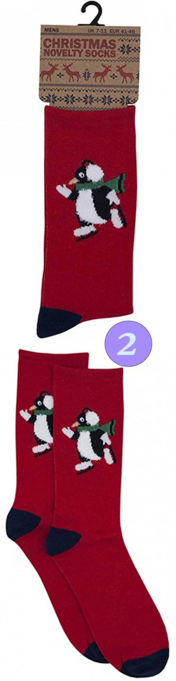 moške Božične nogavice- 2