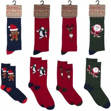 moške Božične nogavice