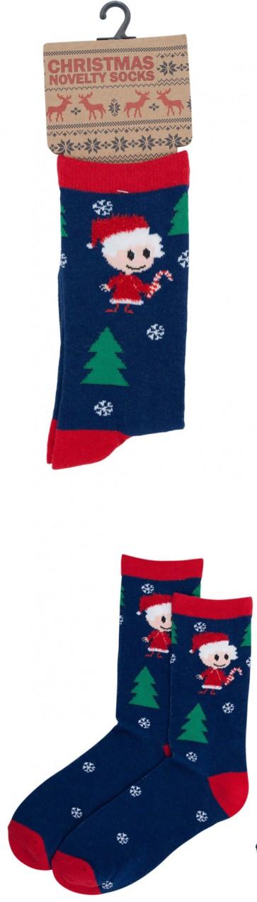 ženske Božične nogavice