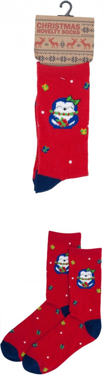 ženske Božične nogavice-4