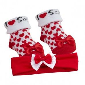 nogavičke Santa + naglavni trak