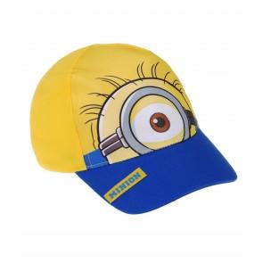 Minion-otroška kapa s ščitom