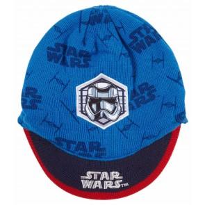 zimska kapa za dečke Star Wars, modra
