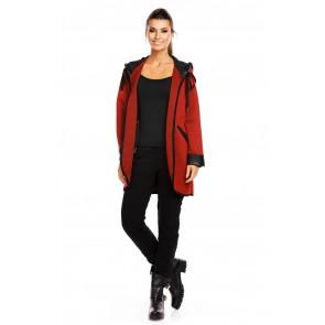 jakna Moda, rdeča