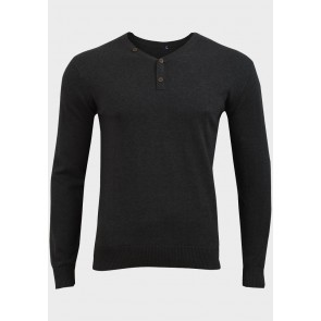 Pleten moški pulover