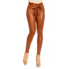 hlače Gold