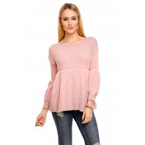 pulover Miss eleven- roza